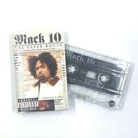 MACK 10 The Paper Route Cassette Tape Rap Hip-Hop 2000 Priority Records