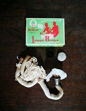 Ancienne Boîte De Mèche Pour Lampe BERGER La fumée Vous Gêne Madame?Collection
