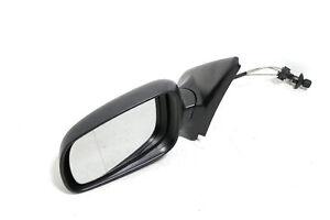 Seat Ibiz 6K Spiegel Facelift Außenspiegel Glas links außen mechanisch schwarz