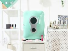 Mini Portable Refrigerator 8L Cooler & Warmer for cosmetic Fridge MINT
