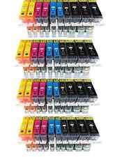 40x Patrone für PIXMA IP4850 MG5150 MG5250 MG5350 MG6150 MX885 IX6550 mit CHIP