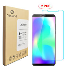 Ytaland 2Pcs Tempered Glass Film Guard Screen Protector For Cubot X19S