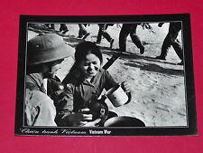 CPA CARTE POSTALE 18 X 13 GUERRE VIETNAM WAR PHOTO DOAN CONG TINH 1998