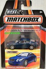 MATCHBOX BEST OF MATCHBOX 2017 '06 BENTLEY CONTINENTAL GTE
