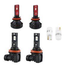 For Toyota Aurion 2006-2012 Low Beam Fog Lights LED Headlights Conversion Kit