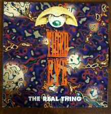 THIRD EYE by The Real Thing 12 inch 45 RPM Record Rare Australian Pressing