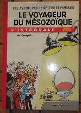 Franquin-SPIROU-VO- Le Voyageur du Mésozoïque- GRAND FORMAT- Etat Neuf-
