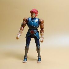 "Bandai Thundercats Lion-O action Figure  old 6"" lost a little color"