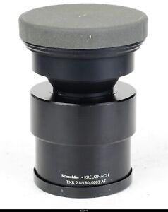 ROLLEI SCHNEIDER TELE-XENAR  180MM F2.8 AF HFT PQS ONLY BLOCK NOT IRIS