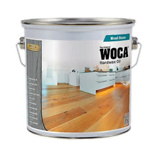 Woca Hard Wax / Hardwax Oil - Walnut - Matt - 2.5 Litre