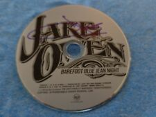 Jake Owen Signed Autographed CD c