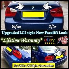 BMW E90 / E91 LCI STYLE Rear Taillight Tint Touring & Saloon 2005-2009