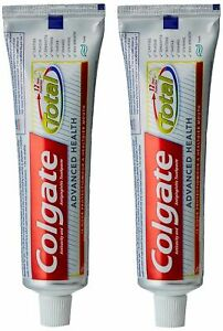 (Pack of 2 x 120g) Colgate Total Advanced Health Toothpaste