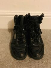 Firetrap black boots size 6 used 💙💙