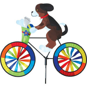 """Puppy"" - 30 inch Bicycle Yard Spinner (26706) by Premier"