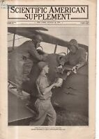 1919 Scientific American Supp August 30 - Aerial Photography; Henry Hindley;Bees