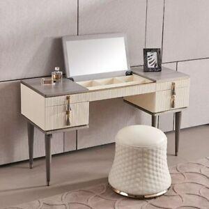 Repisa Mesa Tocador Maquillaje Tablas Consola Dormir Habitación Secretario 140cm
