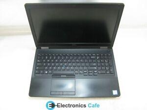 "Dell Latitude E5570 15.5"" Laptop 2.30 GHz i3-6100U 4GB RAM (Grade B No Battery)"