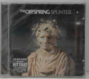 The Offspring – Splinter     (CD /  Jewel case)