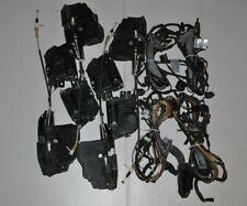 Genuine BMW 5 series F10 F11 soft close door latch lock mechanism FULL SET of 4