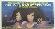 "VINTAGE PARKER BROTHERS ""HARDY BOYS "" BOARD GAME 1978 NEVER USED"