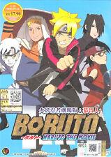 DVD Japanese Boruto Naruto the Movie 11 Start of a New Era Project English Sub