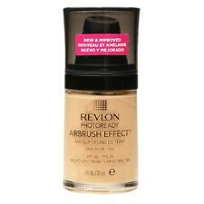 Revlon PhotoReady AIRBRUSH EFFECT Makeup Foundation ❤ 004 Nude ❤ GLOSSI