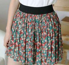 High Waist Unbranded Mini Regular Size Skirts for Women