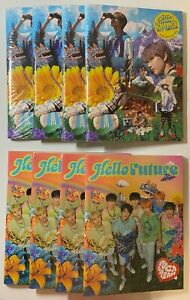 NCT Dream Hello Future 1st Repackage Album UNSEALED NO PHOTOCARDS