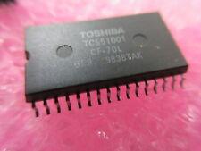 TC551001CF70L 131,072 WORD x 8 BIT STATIC RAM SRAM Toshiba SO-32 551001
