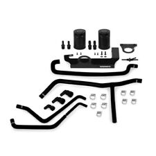 Mishimoto Baffled Oil Catch Can Kit for 2016-2018 Chevrolet Camaro 2.0T