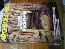 1µ?. Revue Archeologia n°157 Pech-Merle Fortification Medievales Limoges ...