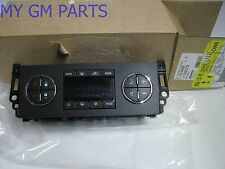 GM OEM-Climate Control Unit Temperature Fan Heater A/C 20921712