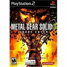 Videogiochi manuale inclusi per Sony PlayStation 2 Metal Gear Solid