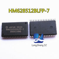 2PCS HM628512BLFP-7 4M SRAM(512-kwordx8-bit) SOP32