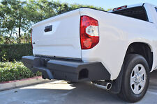 New Ranch Style Smooth Rear Bumper 14 15 16 17 18 Toyota Tundra Steelcraft