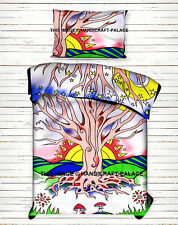 Tree of Life Indian Bedding Sets & Duvet Covers Mandala Quilt Comforter Cover