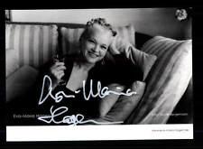 Eva Maria Hagen Autogrammkarte Original Signiert # BC 102044
