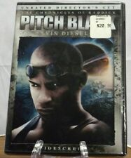 "New! Sealed! ""Pitch Black""~Vin Diesel~(Dvd, 2000)~25% Off 4 Or More!"