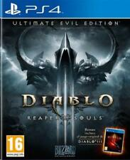 Diablo III: Reaper of Souls - Ultimate Evil Edition PS4 Game (See Details)