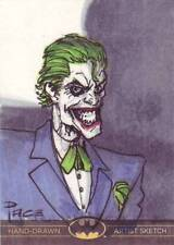 Batman Legend sketch Pace Joker