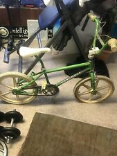 Vintage 1986 BMX Mongoose FS-1 With Original Warranty And Instructions