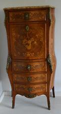 Ancien secrétaire en marqueterie du XIXe , en très bel état  -  LOUIS XV