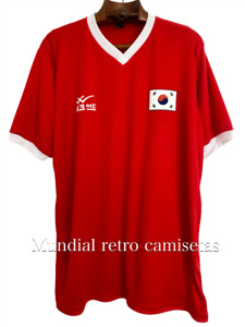 Corea Korea World Cup Mexico 1986 jersey camiseta maglia (retro)