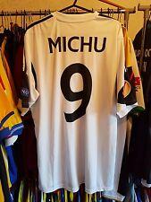 Swansea Football Shirt 2013/14 Home Grand ~ Michu 9 Europa League BNWT