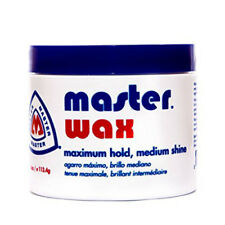 Master Wax Max Hold Medium Shine 4oz.