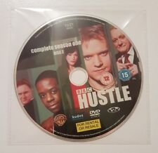 Hustle - Season 1 – Disc 2 - Region 2 - Replacement DVD - DISC ONLY