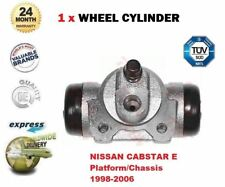 Für Nissan Cabstar E Pritsche / Fahrgestell 1998-2006 Hinterachse
