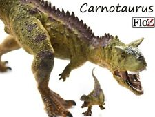 Jurassic Dinosaurs FloZ roaring Carnotaurus Figure Schleich Papo style model