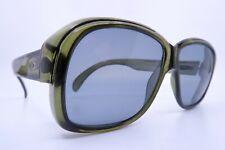 Vintage 70s Christian Dior Monsieur sunglasses NOS green Mod 2039-51 Germany